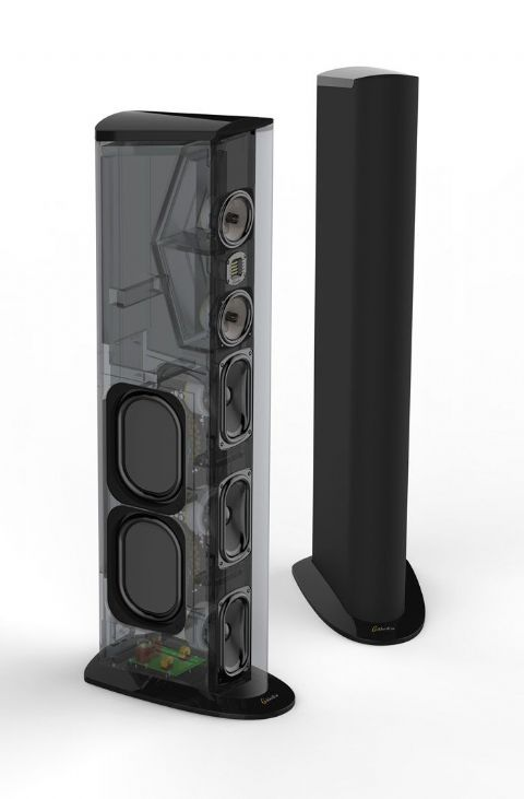 GoldenEar Triton One Tower Floorstanding Speakers